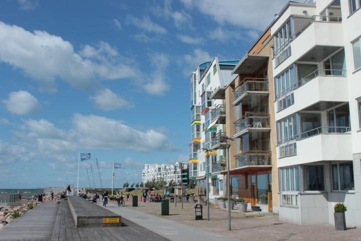 promenade Western Harbour