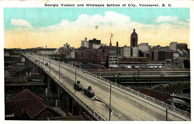 old georgia viaduct 1915